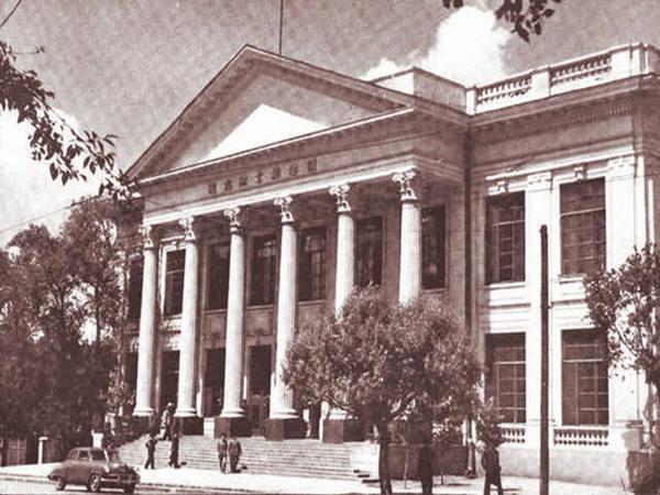 伪哈尔滨警察厅旧址(现东北烈士纪念馆)