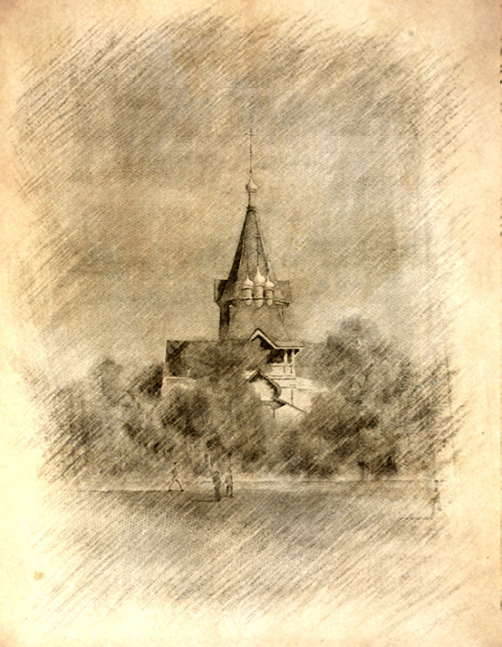 尼古拉素描
