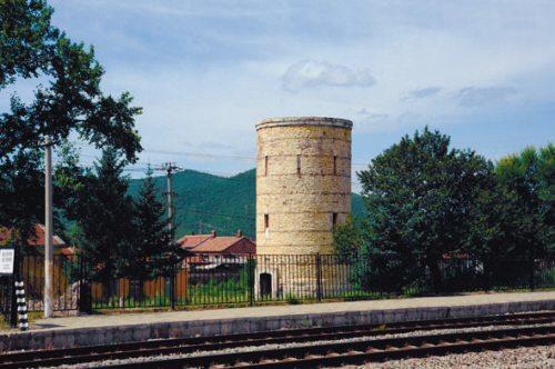 内蒙古牙克石雅鲁站水塔