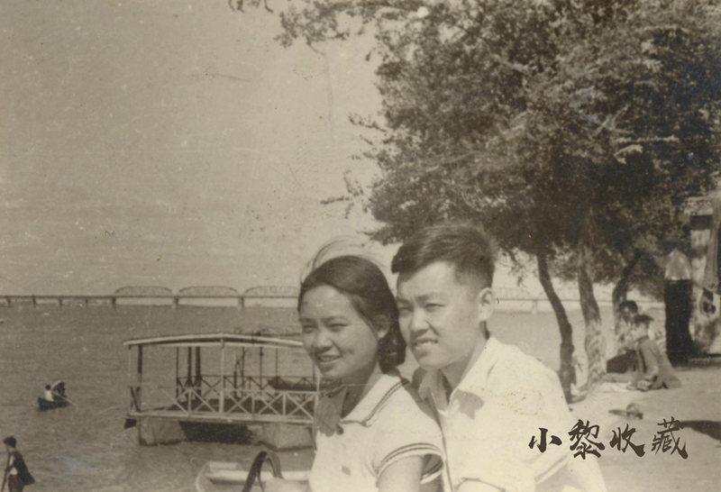 1958年松花江畔